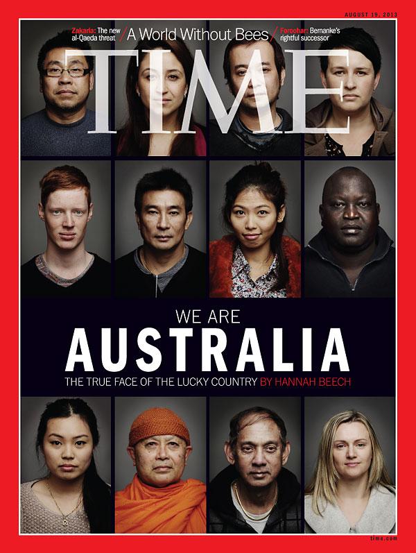 are australians really racist